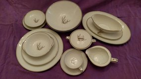 12 Piece Place Setting Noritake China in Alexandria, Louisiana