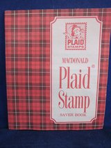 Plaid Trading Stamps Books in Naperville, Illinois
