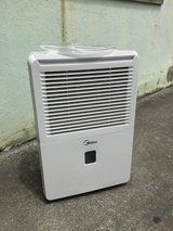 Midea Big Dehumidifier in Okinawa, Japan