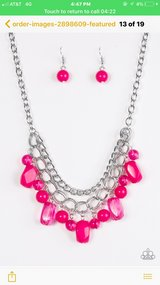 Hot Pink Necklace in DeRidder, Louisiana