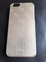 iPhone 6 Guess Phone case in Gold in Lakenheath, UK
