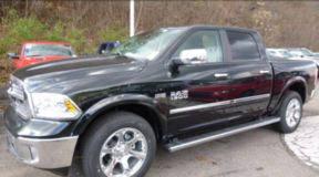 Last 2017 NEW RAM 1500 Crew Cab Laramie Diesel in Ramstein, Germany