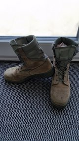 Belleville Steel Toes Men's 9.5 in Ramstein, Germany
