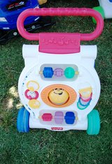 #5--Fisher Price Walker with Activities in Alamogordo, New Mexico