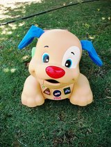 #7--Fisher Price Educational Riding Dog in Alamogordo, New Mexico