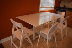 Dining Table & Chair in Palatine, Illinois