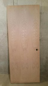4 Solid Core Oak Doors And Frames - NEVER USED in Westmont, Illinois
