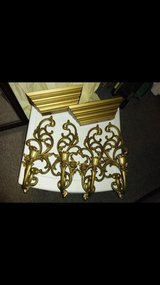 4 candle sconces in Beaufort, South Carolina