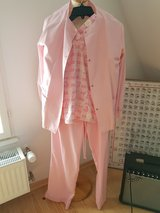 Scrub set jacket, top Pants small medium petite in Ramstein, Germany
