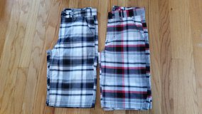 Southpole brandname boys size 14 shorts 2 pairs- like new in Bolingbrook, Illinois