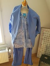 Medium blue scrubs set 3 pieces in Wiesbaden, GE