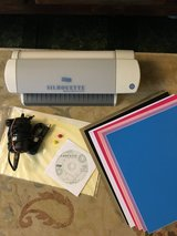 Silhouette Cameo vinyl cutting machine in The Woodlands, Texas