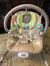 Fisher Price calming bouncy seat in Conroe, Texas
