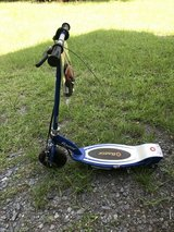 Electric Scooter in Warner Robins, Georgia