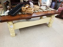 Wood Coffee Table or Bench in Camp Lejeune, North Carolina
