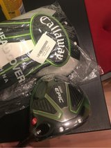 Brand new Callaway GBB Epic 2017 in Ramstein, Germany