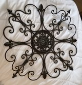 "20"" Iron Decor in Kingwood, Texas"