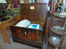 "Vintage Asian Chest - Reduced from $195 (40""W x 29H x 24.5D) in Cherry Point, North Carolina"
