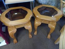 Pair End Tables in Cherry Point, North Carolina