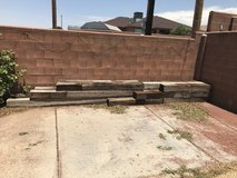 Railroad Ties 20 total!!! in Alamogordo, New Mexico
