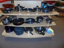 Cookware (as individually marked) in Cherry Point, North Carolina
