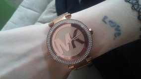 MK gold watch in Fort Leonard Wood, Missouri
