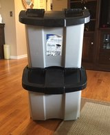 18 Gallon Stacking Bins in St. Charles, Illinois