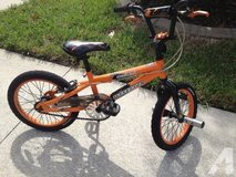 "16"" Mongoose Mutant Boys' Bike, Black & Orange in Oswego, Illinois"