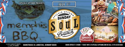Sunday Soul Brunch BBQ Memphis Style!!! in Ramstein, Germany
