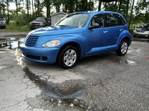 2008 Chrysler pt cruiser 2nd owner in Beaufort, South Carolina