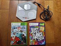 XBOX 360 2 GAMES or PORTAL in Lockport, Illinois