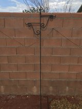 Yard ornament hanger for bird feeders or candle lanterns!!! in Alamogordo, New Mexico