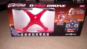 Brand New Syma Sky Thunder D360 RC Stunt Drone in Naperville, Illinois