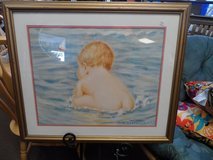 SIGNED IVAN ANDERSON - framed print in Cherry Point, North Carolina