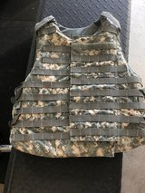Point Blank Interceptor tactical Vest Army ACU/UCP Large in Yucca Valley, California