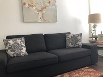 Kivik Couch Covers and Kivik Ottoman Covers. COVERS ONLY in Batavia, Illinois