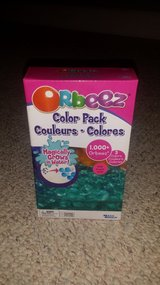 New in Box!  Orbeez Color Pack in 3 colors in Glendale Heights, Illinois