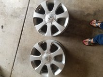 Hyundai Elantra rims in Wheaton, Illinois