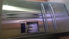 Samsung french door fridge in Kingwood, Texas