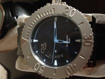 Mens watch in Chicago, Illinois