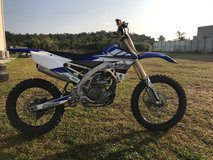 2014 YZ250F in Okinawa, Japan