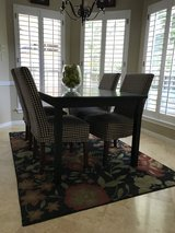 Table & Rug (Just REDUCED from $75 & $17) in The Woodlands, Texas