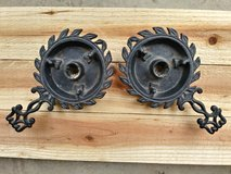 WILTON IRON CANDLE HOLDER SET in Lockport, Illinois