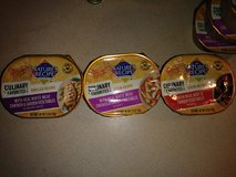 Cat food all new in Yorkville, Illinois