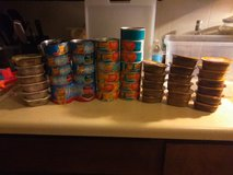 48ct different cat foods in Naperville, Illinois