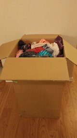 Huge box of girls 10-12 clothes (all seasons) in 29 Palms, California