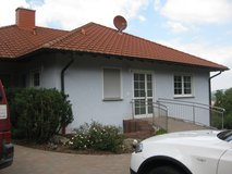 Beautiful Large Single Family House with Large Carport for Rent in Steinbach am Glan in Ramstein, Germany