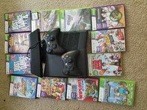 Xbox 360 plus games in Fort Meade, Maryland