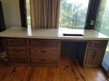 Sewing Cabinet - custom made  - Oak in Chicago, Illinois