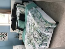 Queen size bed frame in Fort Campbell, Kentucky